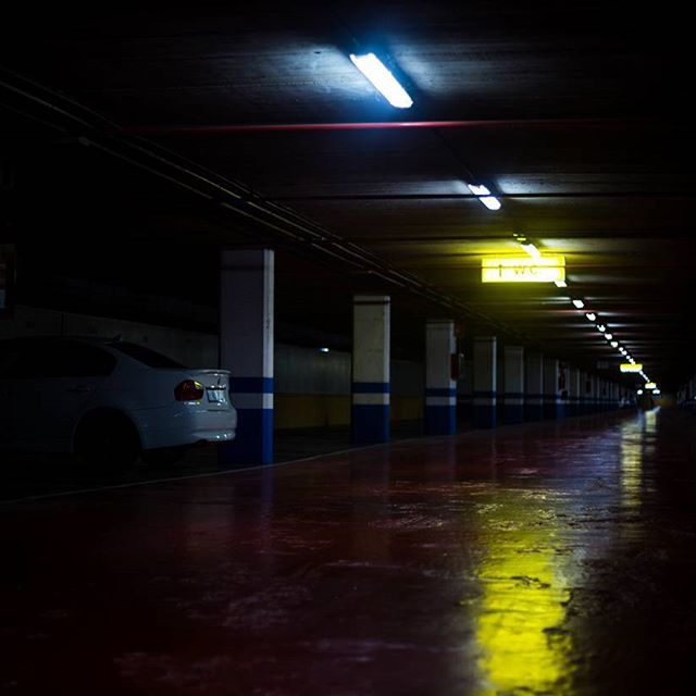 So moody By @trevor_lock @cranberrymedia#estepona #spain #marbella #costadelsol #moodygram #somoody #carpark #bmw #citykillerz #killeverygram #fatalframes #lineporn #reflection #symmetry #photooftheday #photographyislifee #car #cranberrymedia #videography