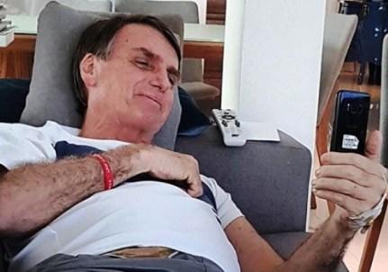 Foto: Instagram/ Jair Bolsonaro | Arquivo Pessoal
