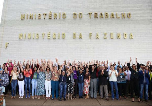 Foto: Edu Andrade/Ascom/Ministério do Trabalho