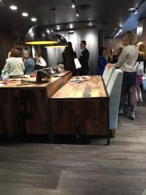 2. Workplace + café