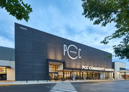 PCC Community Markets - Burien, WA. © Copyright 2018 Benjamin Benschneider