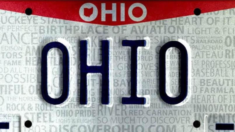 Ohio Set To Raise License Plate Driver