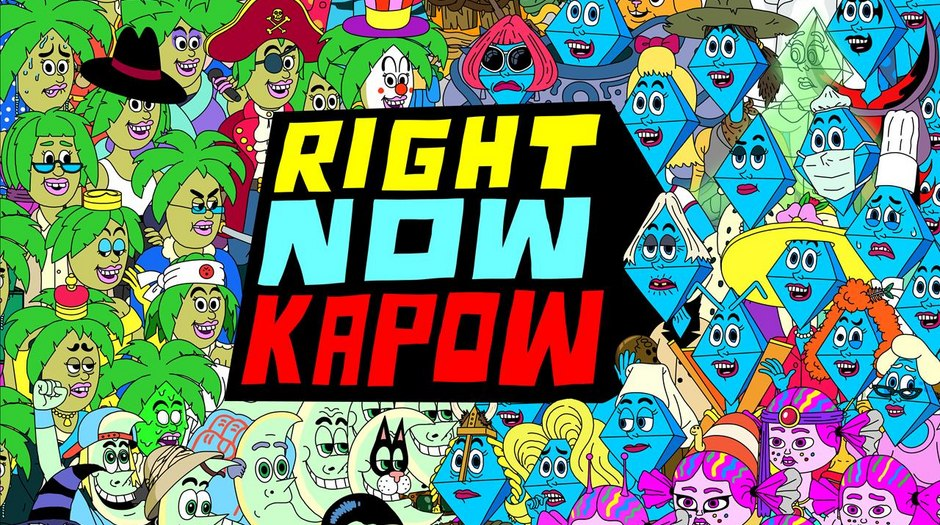 'Right Now Kapow' Premiering On Disney XD September 19