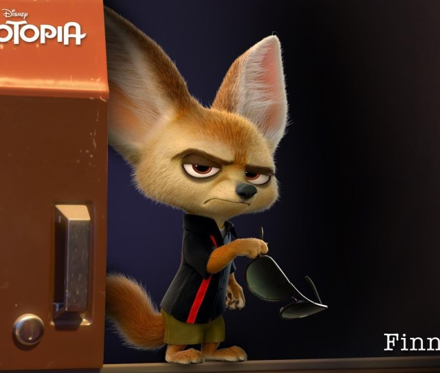 Tommy Tiny Lister Friday The Fifth Element Voices Finnick A Fennec Fox With A Big Chip On His Adorable Shoulder