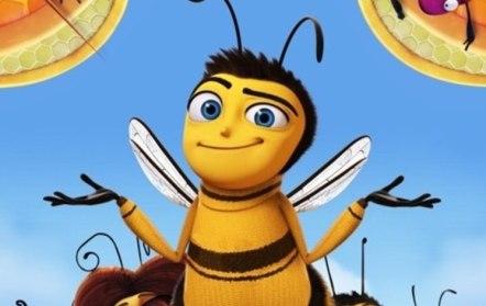 Resultado de imagen de bee movie