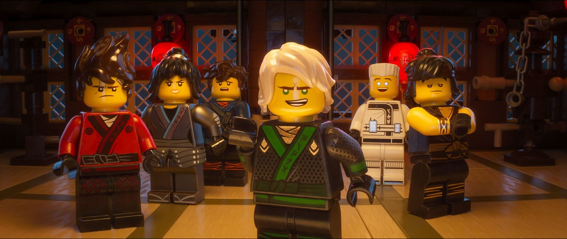 Zooming in to the Scale of  LEGO Ninjago    Animation World Network third installment in the LEGO franchise  The LEGO Ninjago Movie  directed  by Charlie Bean  Paul Fisher and Bob Logan  delivers a new perspective on  the LEGO