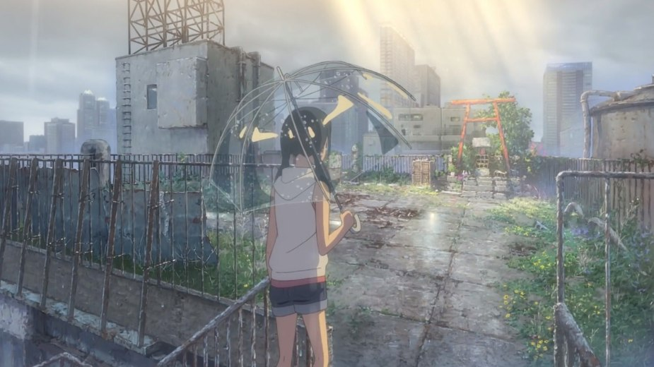 Image result for weathering with you