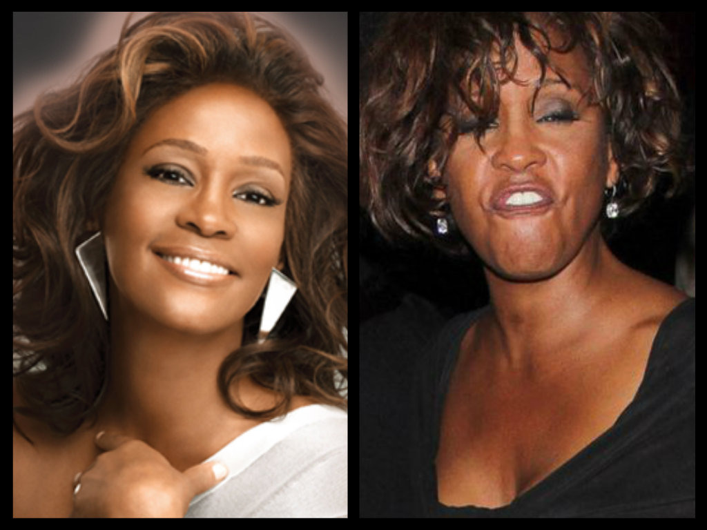 celebs Whitney Houston