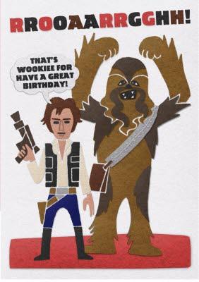 Star Wars Birthday Cards Moonpig