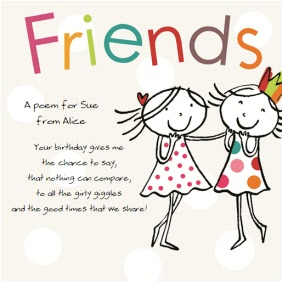 Special Friend Personalised Best Friend Birthday Card For A Female Friend Her Greeting Cards Invitations Home Garden