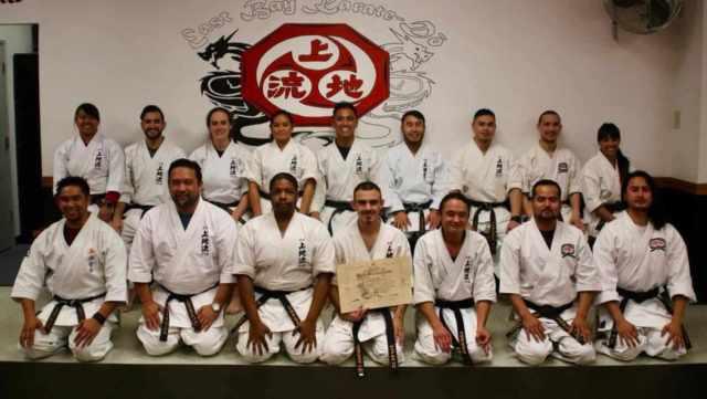 Uechi-Ryu Karate