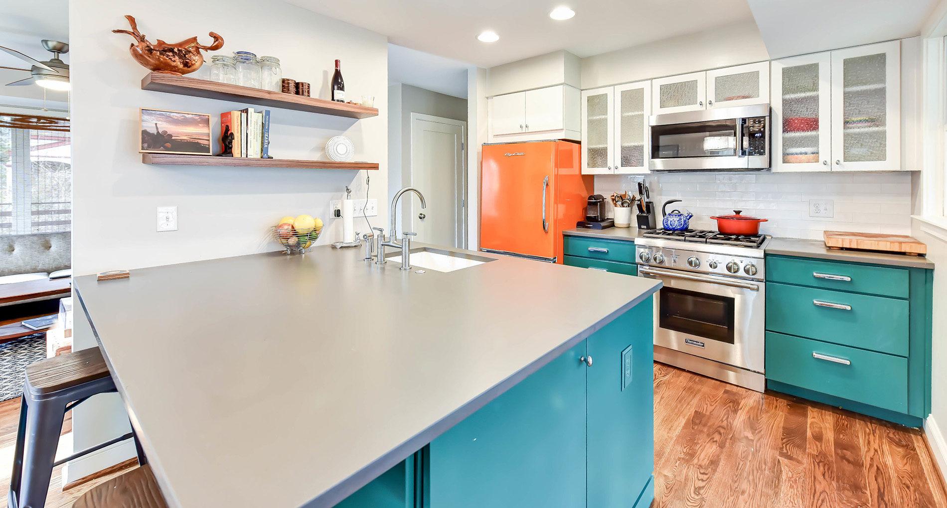 kitchen remodeling & design in arlington | alair homes arlington