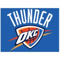Logo of Oklahoma City Thunder