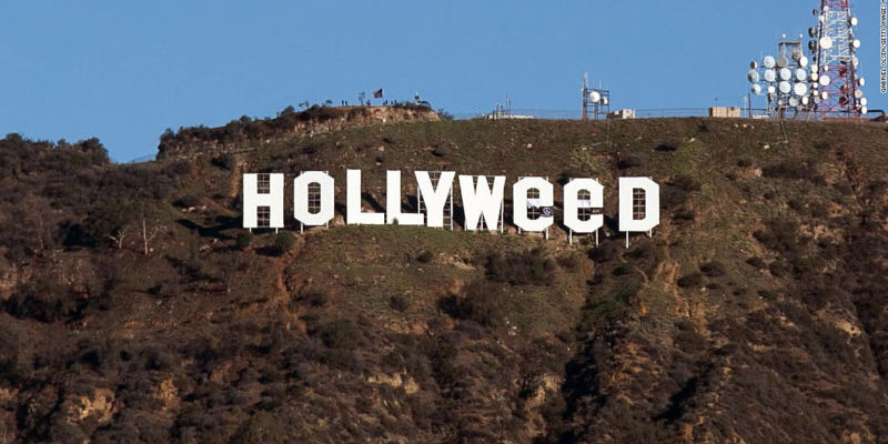 HolyWeed2017 800x400 Remembering the heroes who changed the Hollywood sign to Hollyweed