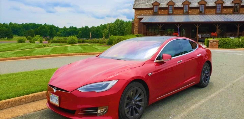Tesla Model S 2017 Alternativen Zu Mietwagen In Richmond