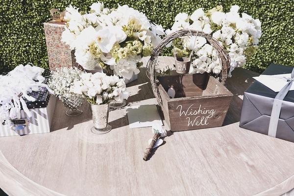 Aaron Zalewski And Brittney Palmer's Pacific Palisades Wedding