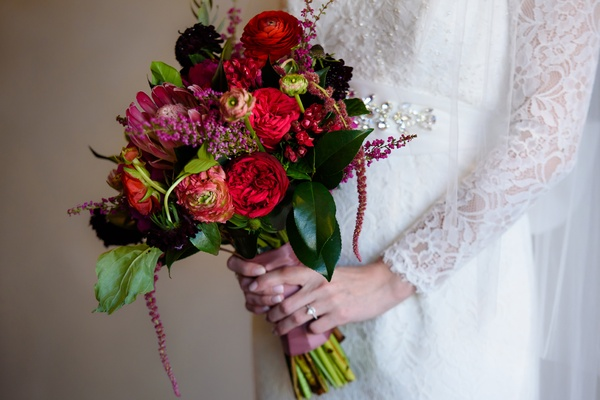 Wedding Flowers: Handpicked Bouquets For Rustic, Bohemian