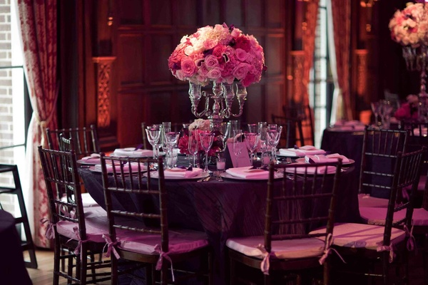Great Gatsby-Inspired Spring Wedding In New York