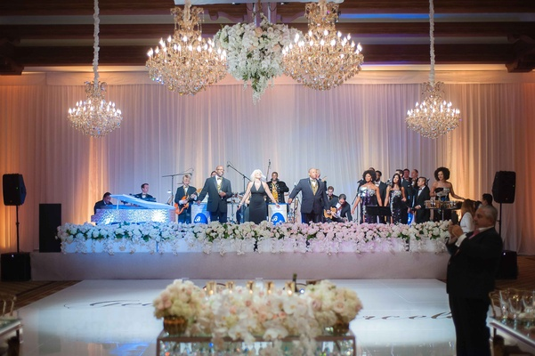 Glam 10th Wedding Anniversary Party Amp Vow Renewal In