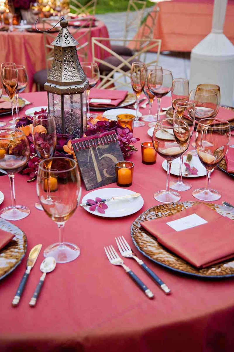 Pantone Color Of The Year Marsala Wedding Trends Inside