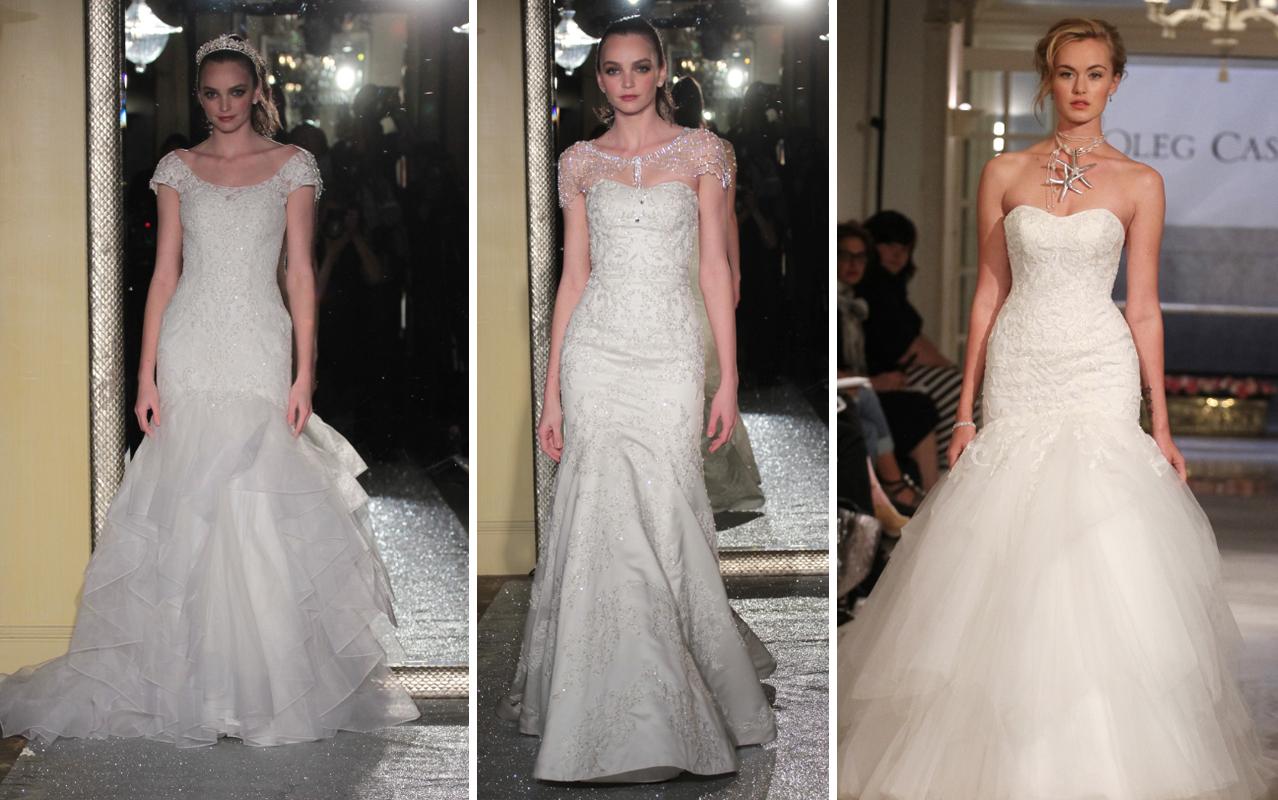 Wedding Dresses: Iconic Bridal Designer Oleg Cassini