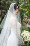 Should You Wear A Bridal Veil At Your Wedding - Wedding Veil, 3 Meter White Ivory Cathedral Wedding Veils Long Lace Edge Bridal Veil With Comb Wedding Accessories Bride Veu Wedding Veil Bridal Veil With Comb Cathedral Wedding Veilwedding Veil Aliexpress