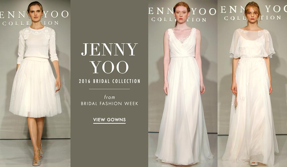 Wedding Dresses: Jenny Yoo Bridal 2016 Collection