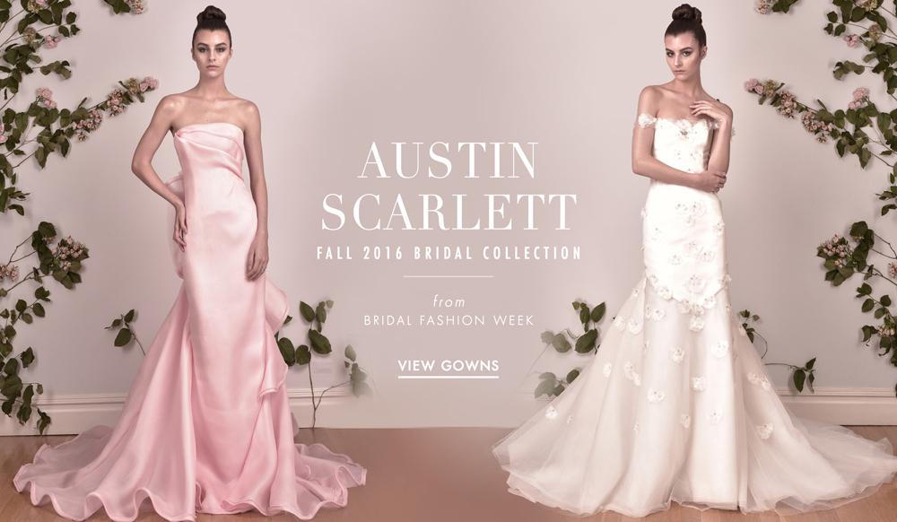 Wedding Dresses: Austin Scarlett Fall 2016 Collection