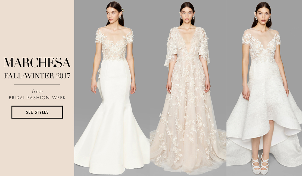 Bridal Week: Bridal Gowns Inspired By Greek Goddess Eos