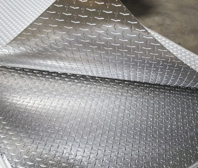 Advantages Of Using Embossing In Diamond Plate Manufacturing