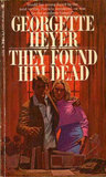 They Found Him Dead (Inspector Hannasyde, #3)