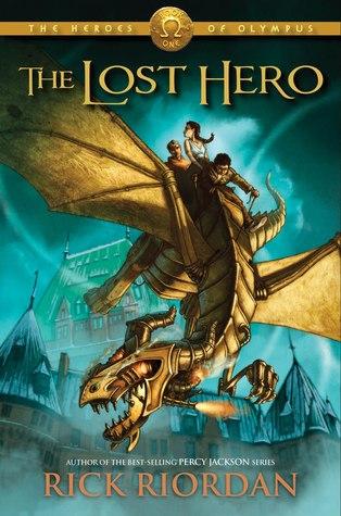 The Lost Hero (Heroes of Olympus, #1)