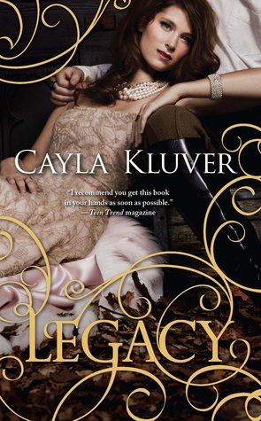 Legacy by Kayla Kluver