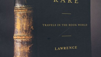 used and rare travels in the book world