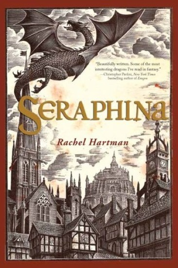 Book Review – Seraphina (Seraphina #1) by Rachel Hartman