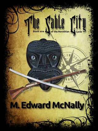 http://www.amazon.com/Sable-City-Norothian-Cycle-ebook/dp/B004PLNNLS/ref=sr_1_sc_1?s=digital-text&ie=UTF8&qid=1385444590&sr=1-1-spell&keywords=the+sable+cityt