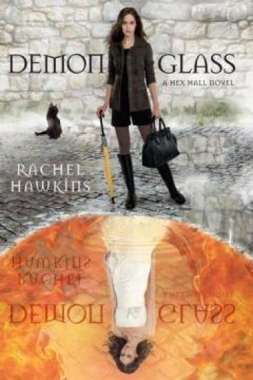 Short & Sweet – Demonglass (Hex Hall #2) by Rachel Hawkins