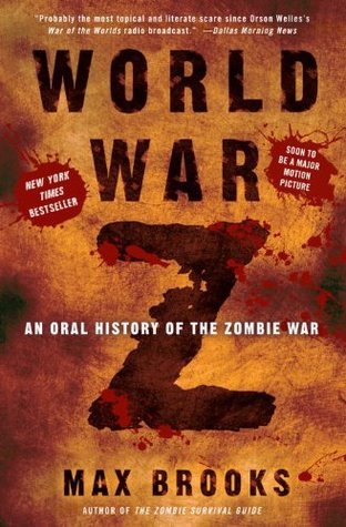 World War Z by Max Brooks Review: The movie was better
