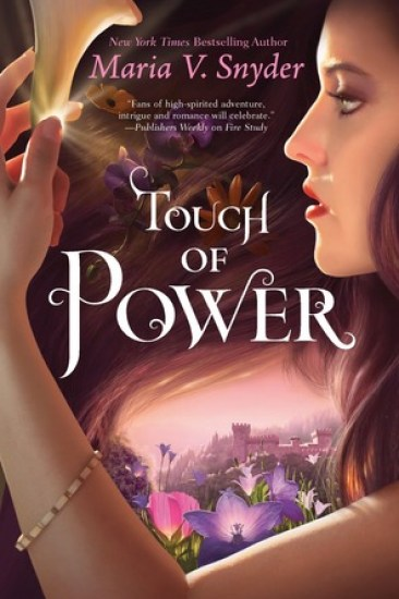 Early Review – Touch of Power (Healer, #1) by Maria V. Snyder