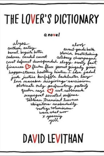Book Review – The Lover's Dictionary by David Levithan