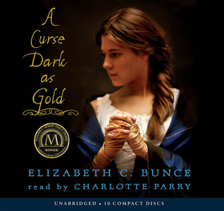 A Curse Dark As Gold - Audio Library Edition