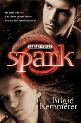 Spark (Elementals, #2)