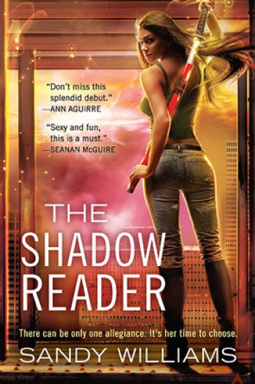 Book Review – The Shadow Reader (McKenzie Lewis, #1) by Sandy Williams