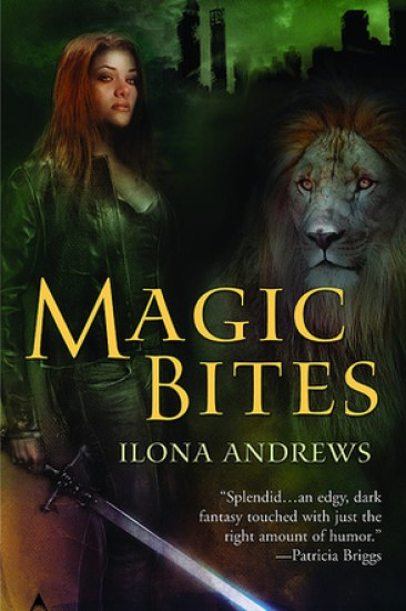 Book Review – Magic Bites (Kate Daniels #1) by Ilona Andrews
