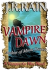 Vampire Dawn (Vampire for Hire, #5)