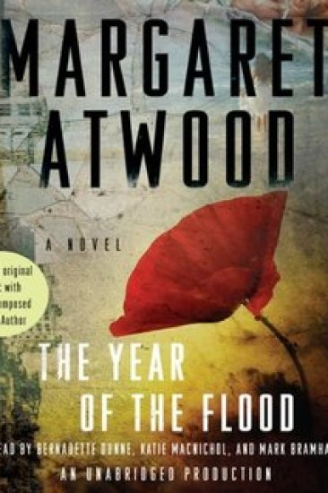 Audiobook Review – The Year of the Flood (MaddAddam Trilogy #2) by Margaret Atwood