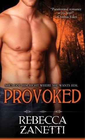 Provoked (Dark Protectors, #5)