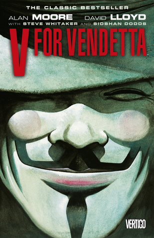 Review of V for Vendetta by Alan Moore and Dave Lloyd