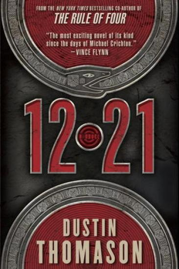 Early Review – 12.21: A Novel by Dustin Thomason