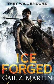 Ice Forged (Ascendant Kingdoms, #1)